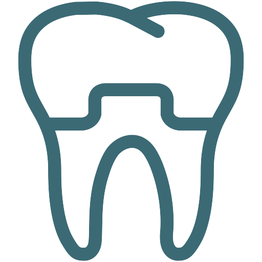 Crowns   Large cavities and broken teeth can make a tooth weaker. Crowns can help protect your teeth from fracture.