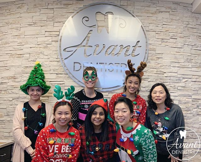 Merry Christmas from your dental family! 🎄✨✨ . . . . . . #dentist #christmas #happyholidays #holidayseason #tistheseason #christmascheer #plano #texas