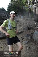 Adam on Maiden Peak (Photo by Long Run Photo).