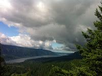 View from Hamilton Mountain.