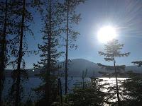 Diamond Lake.