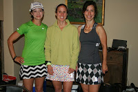 Sarah, Amy, and me pre race.
