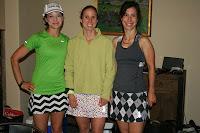 Sarah, Amy, and me pre race.