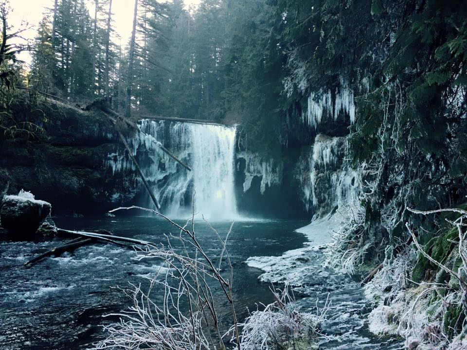 Silver Falls, OR.