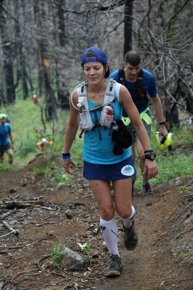 Climbing Devil's Thumb (photo by Joe McCladdle).