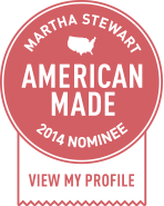 Martha Stewart American Made Jess Kay Designs