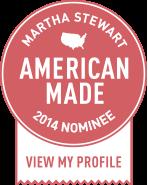 Martha Stewart American Made Jess Kay Designs