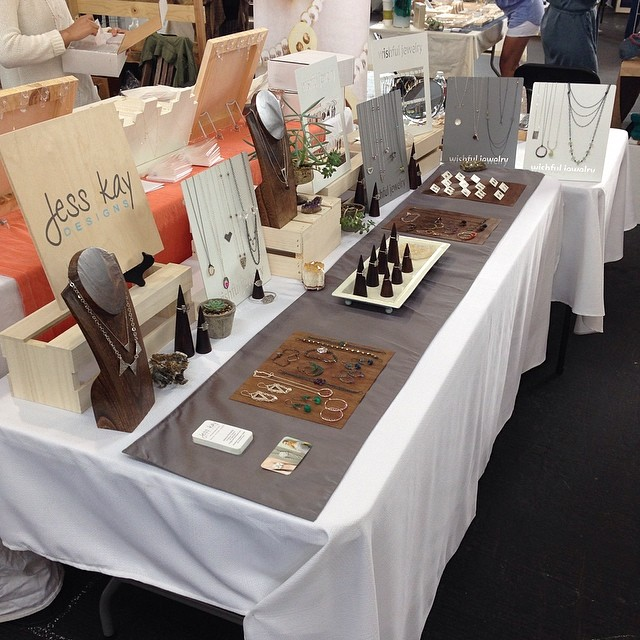 Jess Kay Designs Renegade Craft Fair SF