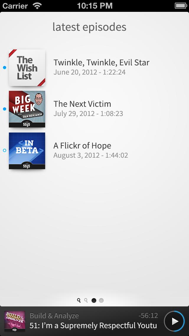 Latest Episodes Playlist