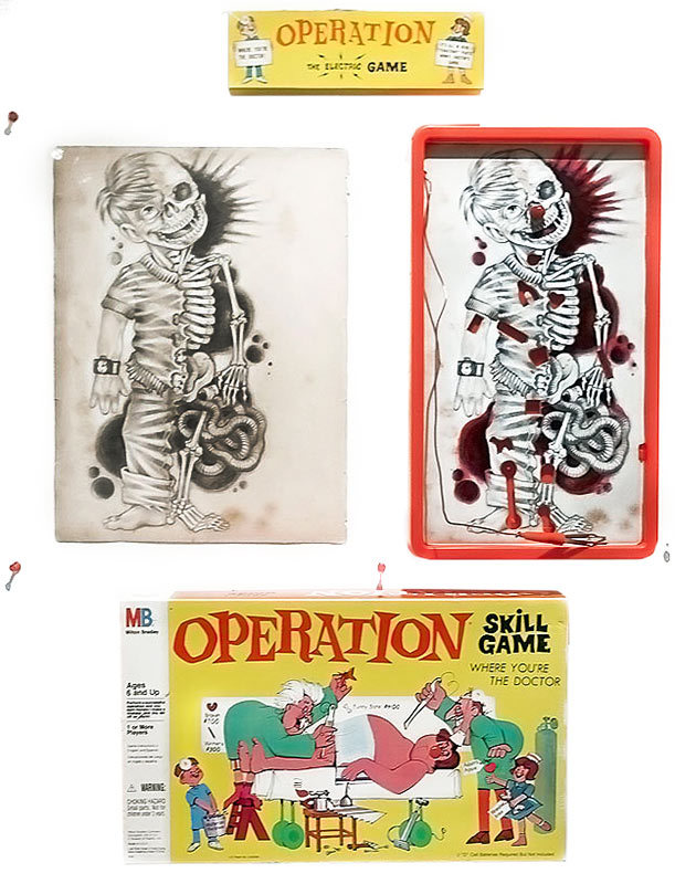 ALTERED OPERATION GAME