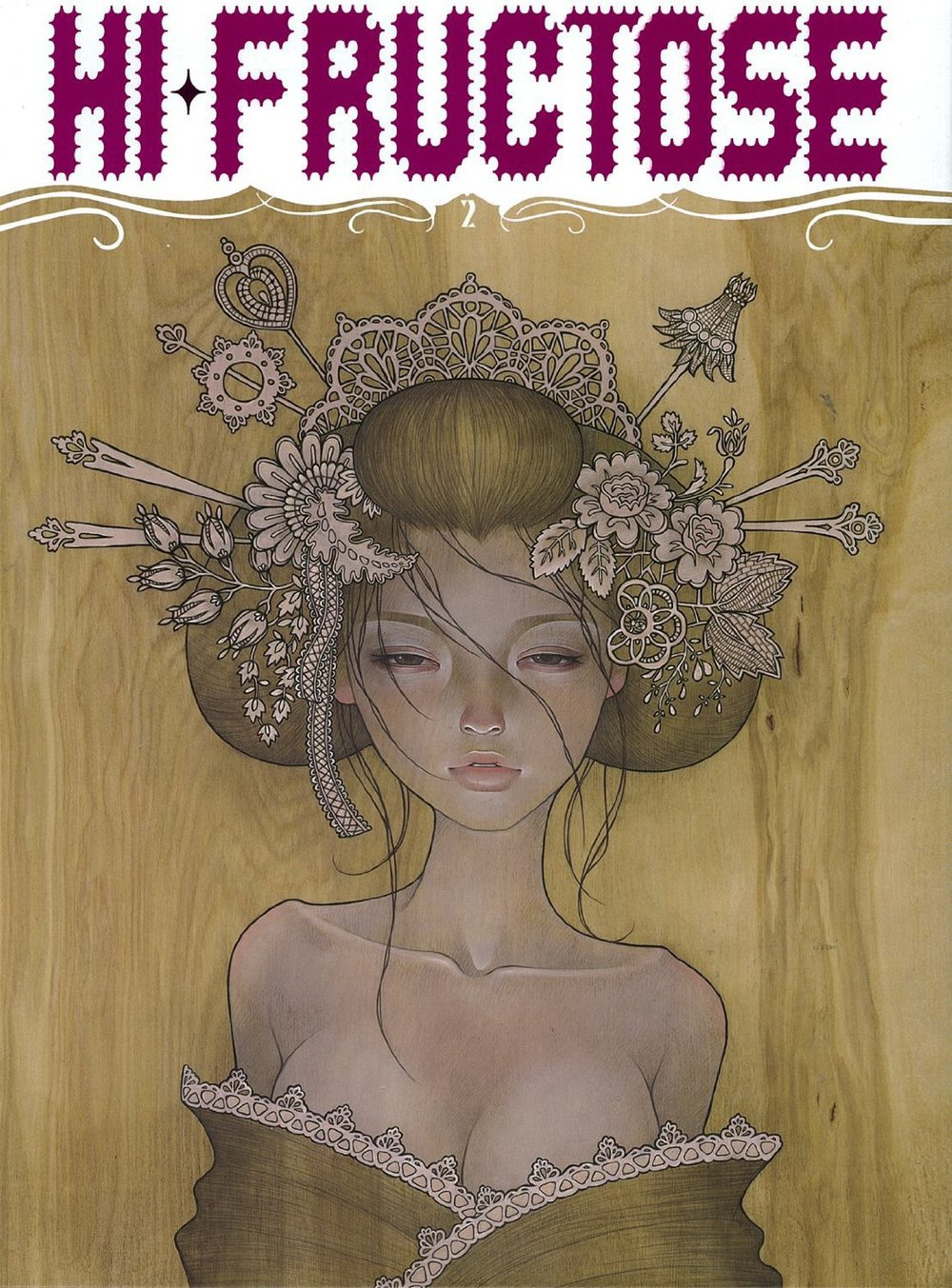 HI-FRUCTOSE COLLECTED EDITION VOLUME 2 // LAST GASP // 2010