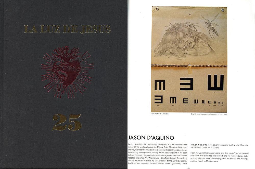 LA LUZ DE JESUS 25  // LAST GASP // 2011