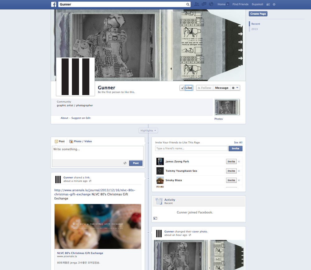 Like me on Facebook! :D