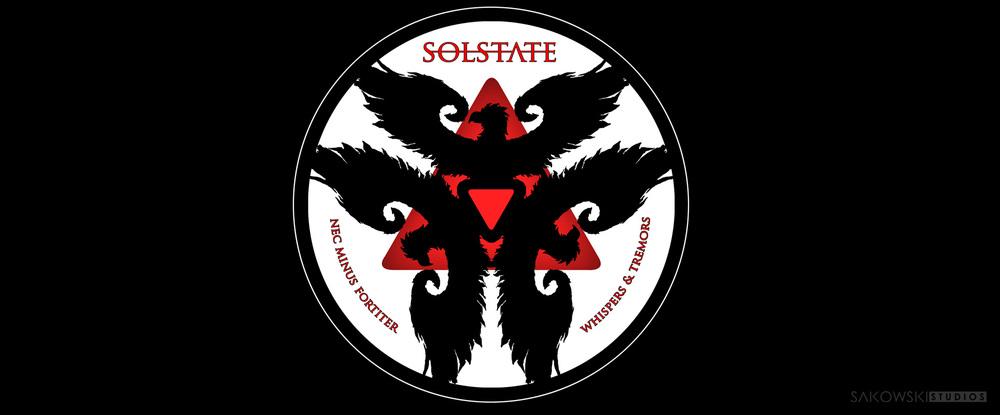 Solstate Album Design