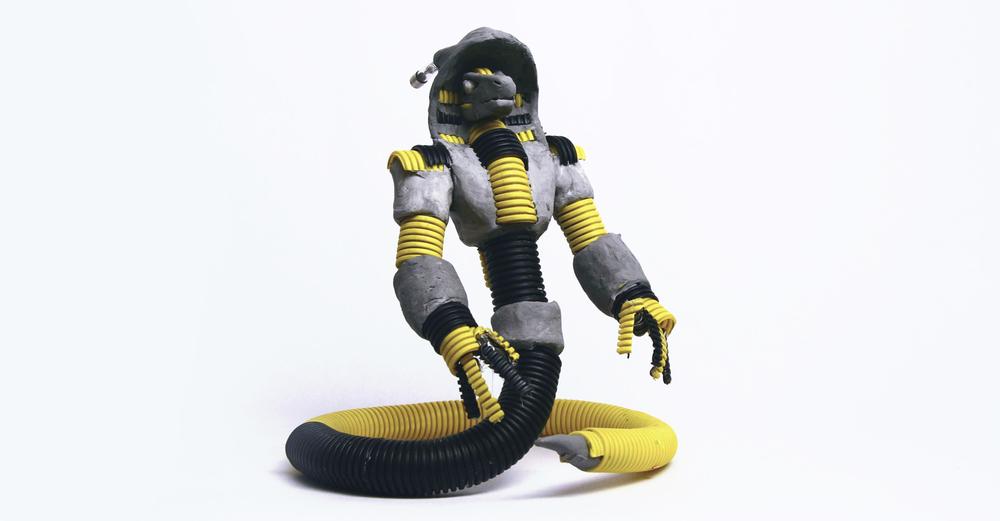Cyborg Cobra
