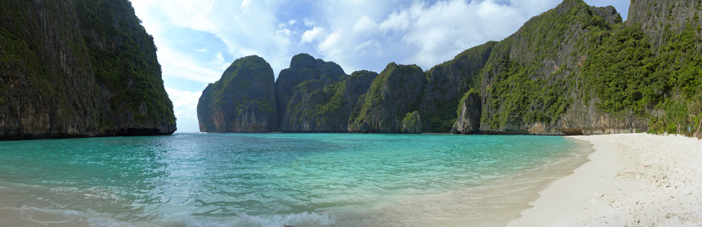 Maya Bay, Phi Phi islands