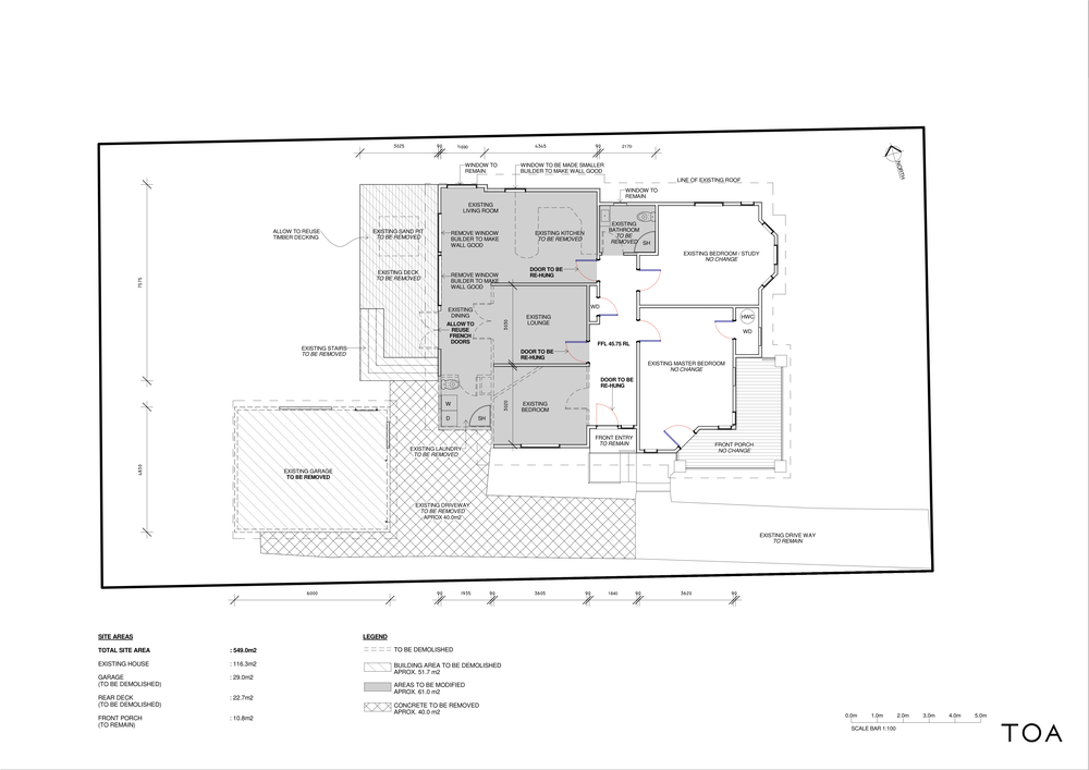 8 WESTMINSTER RD - BC WORKING FILE (2) - Sheet - A2-01 - GROUND FLOOR PLAN + DEMOLITION.png