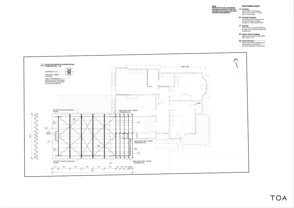 8 WESTMINSTER RD - BC WORKING FILE (2) - Sheet - A2-05 - ROOF FRAMING PLAN.png