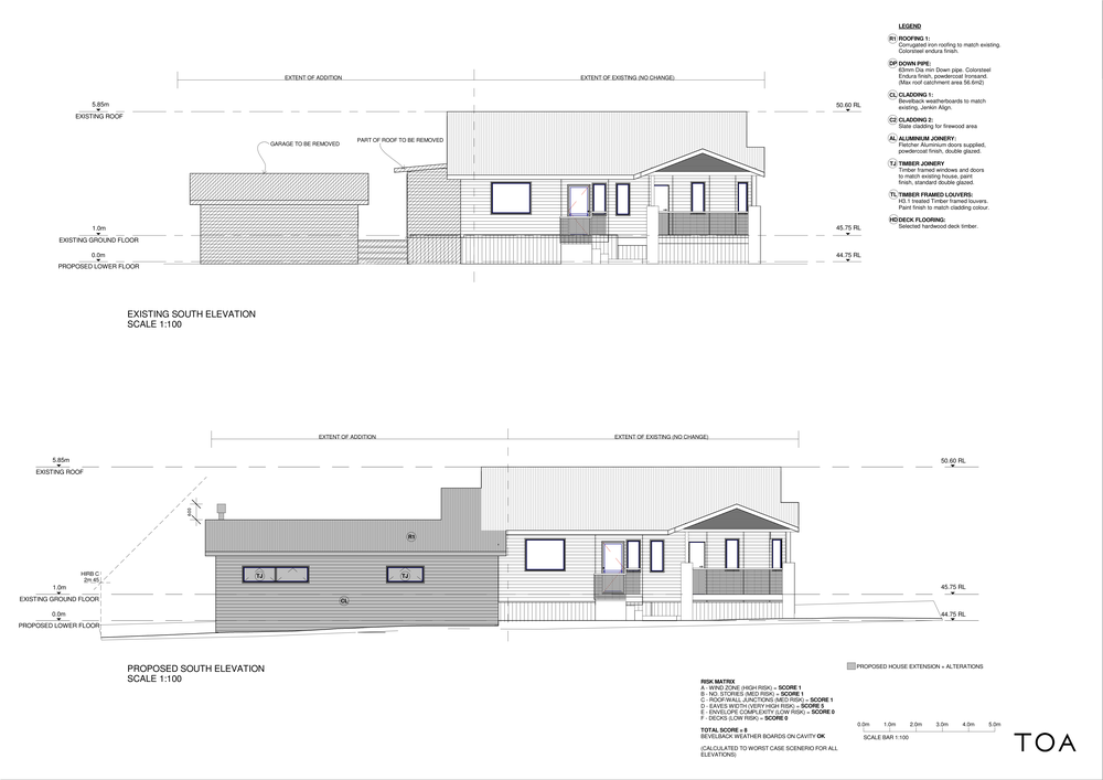 8 WESTMINSTER RD - BC WORKING FILE (2) - Sheet - A4-03 - SOUTH ELEVATIONS.png