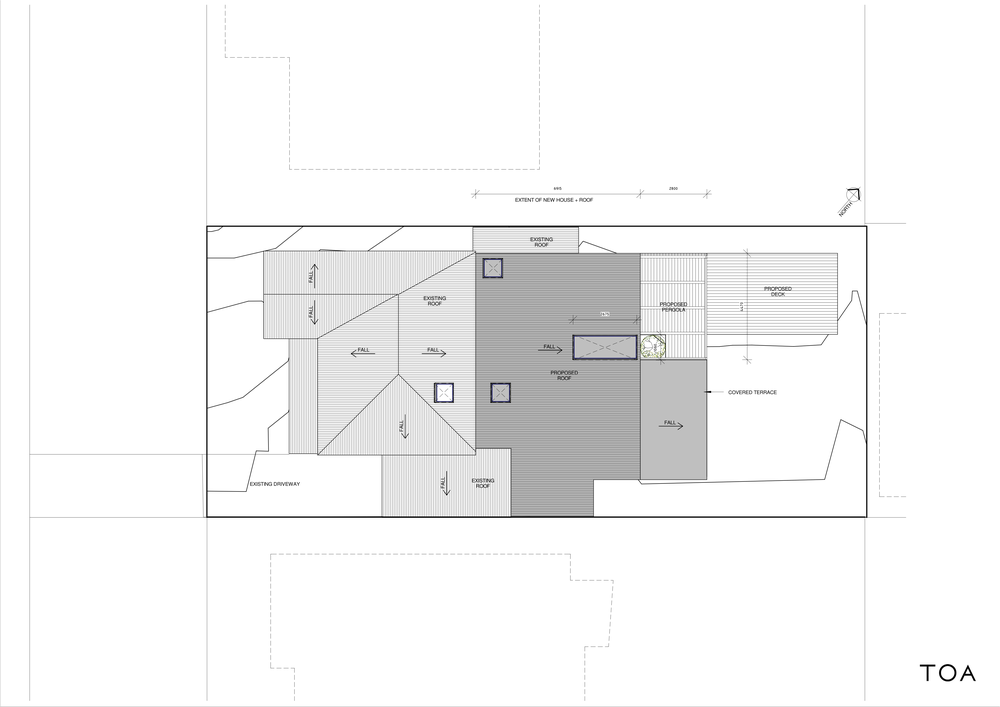 13 - Sheet - A2-04 - SITE PLAN OF PROPOSED HOUSE.png