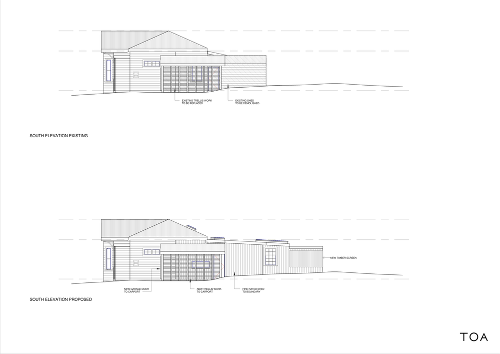 13 - Sheet - A4-03 - ELEVATIONS - SOUTH.png