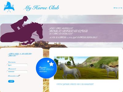 My Horse Club  is arguably the biggest horse game out there. Breed and care for your four-legged friends!  >>