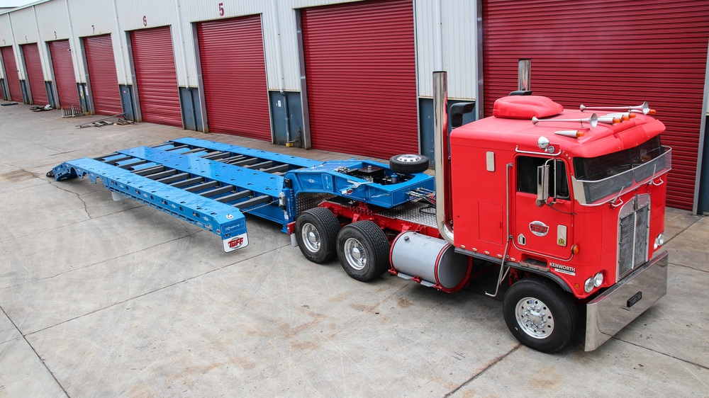 4.5m AG. Low Loader Wideners