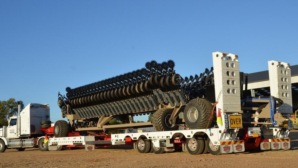 4x4 4.5m AG. Exendable Widener