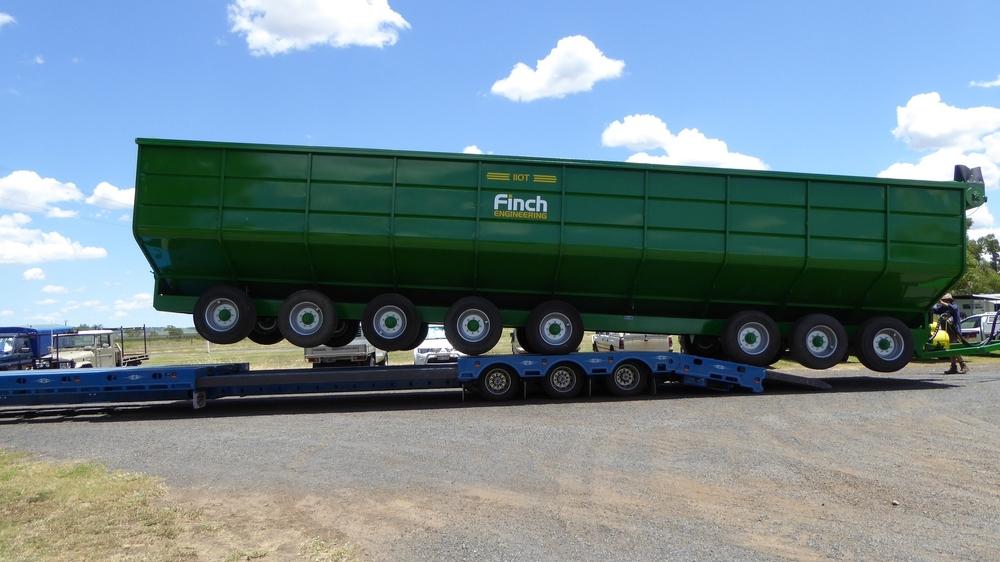 3x4 4.5m AG. Exendable Widener