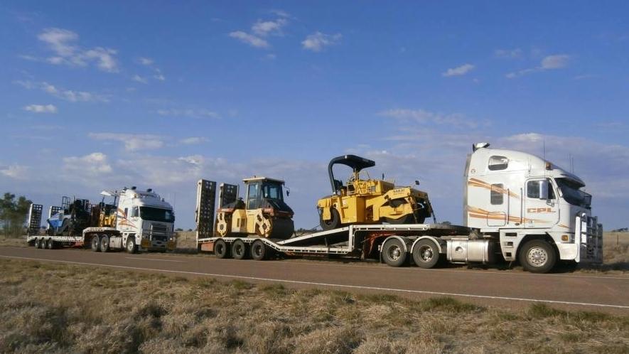 3x4 Truck Transporter