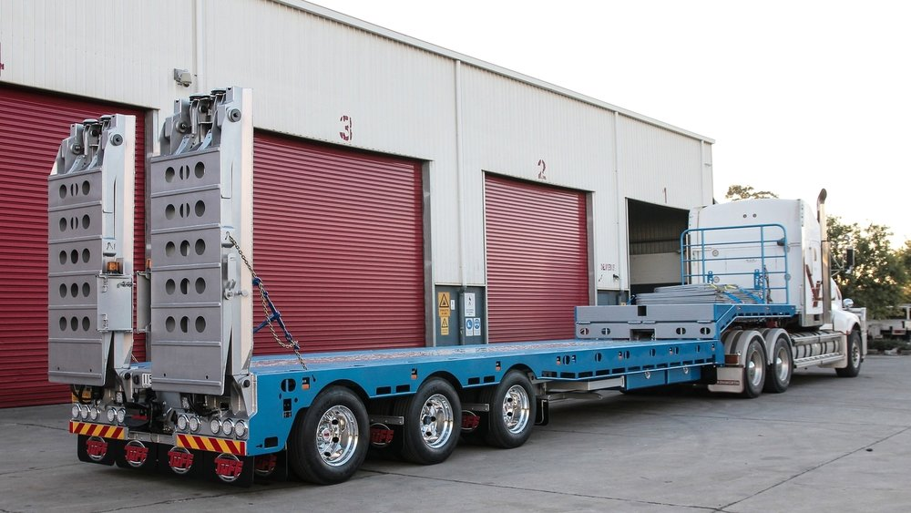 4.5m AG. Drop Deck Wideners