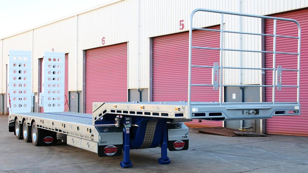 4m Monospine Deck Wideners