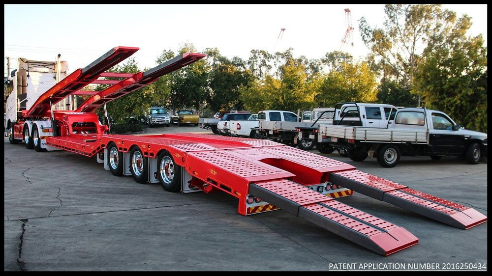 3x4 Truck Transporter - Home