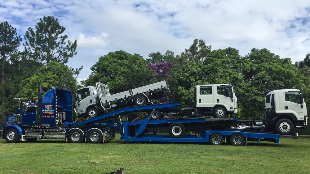 2x4 Truck Transporter