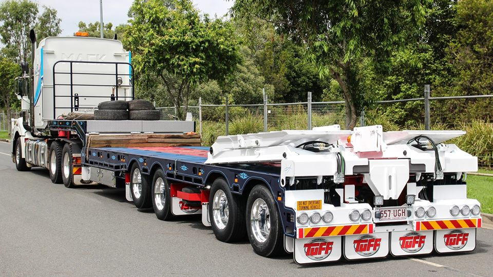 Mini Quad Low Loader