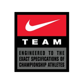 Official NIKE Team Partner