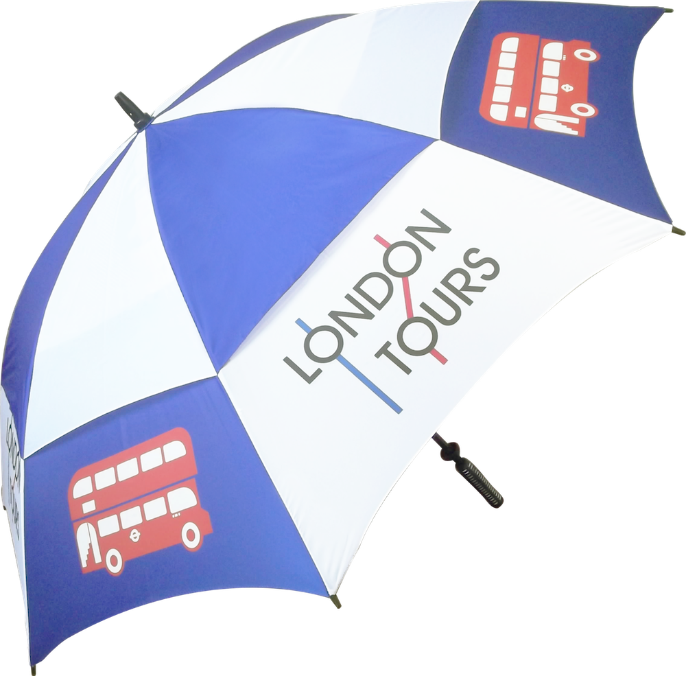 VENTED SPORTS UMBRELLA