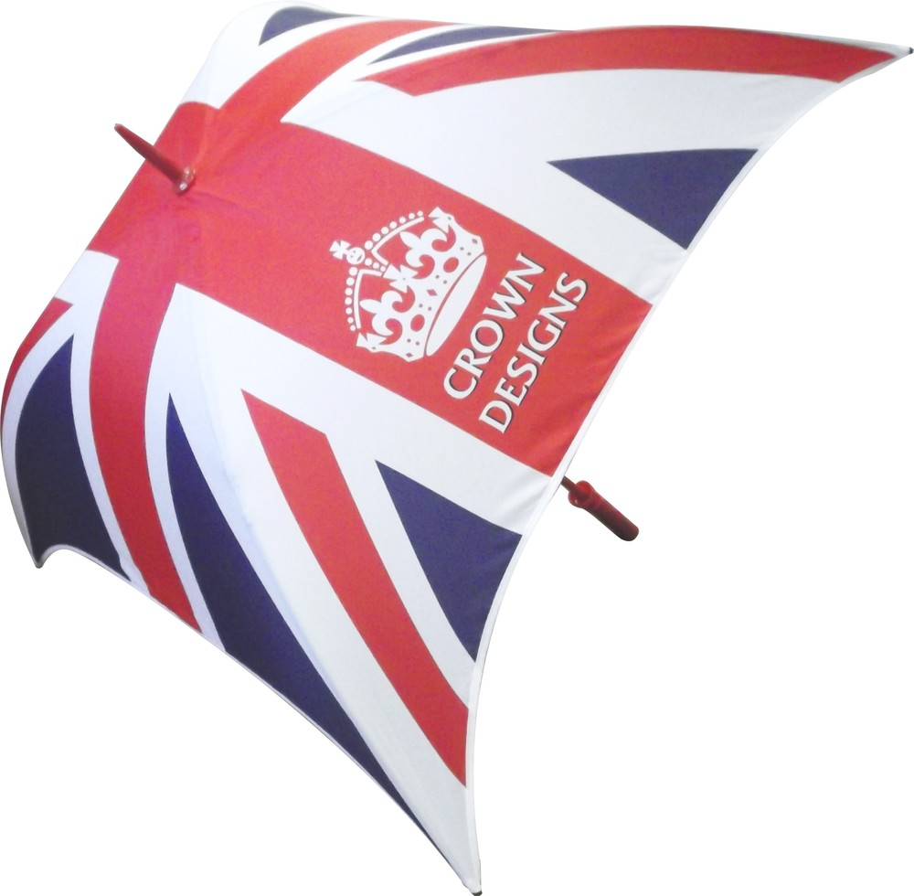 FULL COLOUR QUAD-UMBRELLA