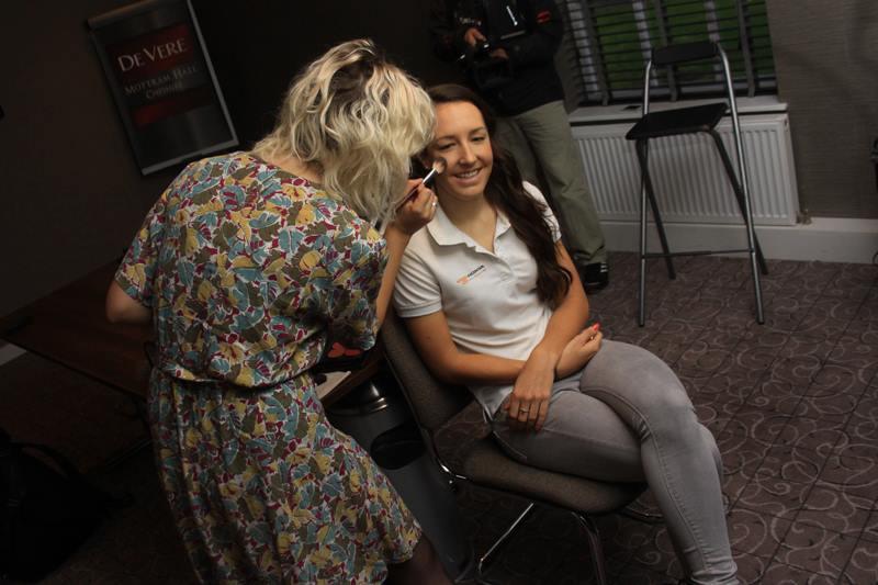 make-up artist team liverpool