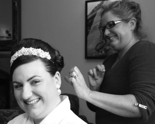 Bridal Hair by Victoria