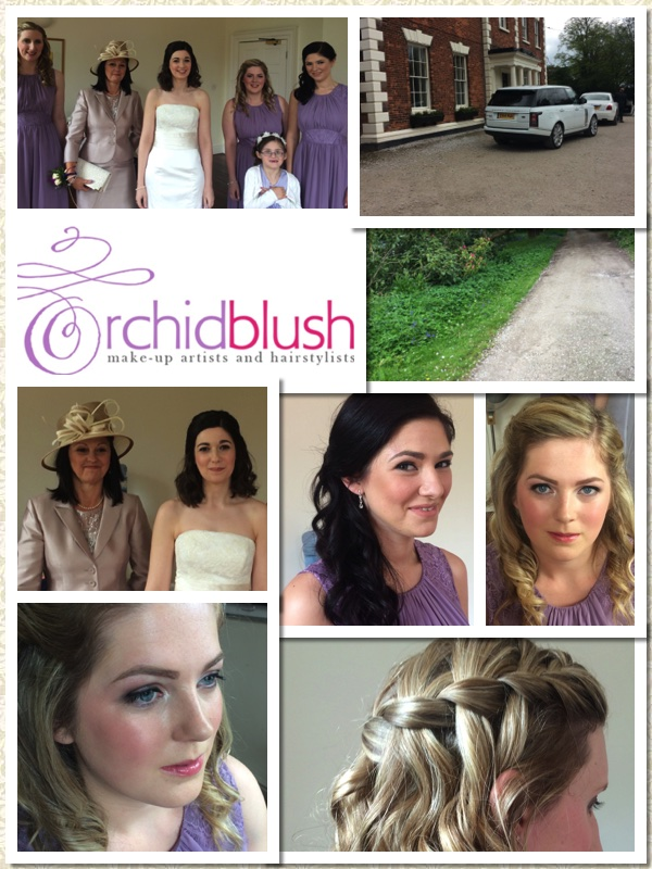 Bridal Hair and Make Up Chester