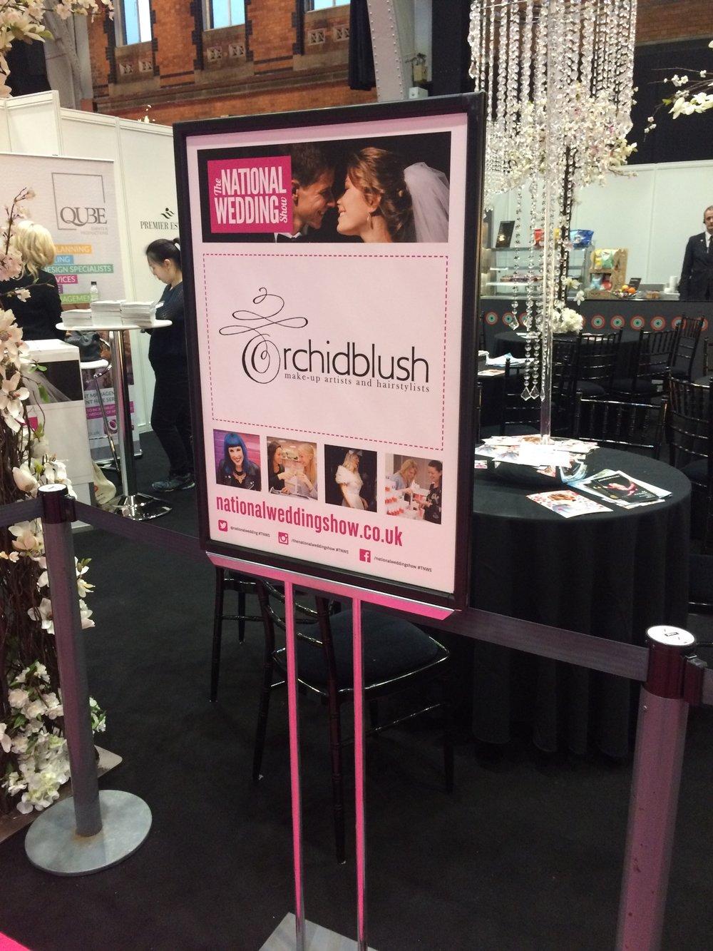 make-up artist liverpool orchid blush