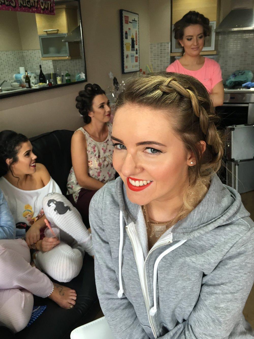 make-up artist liverpool