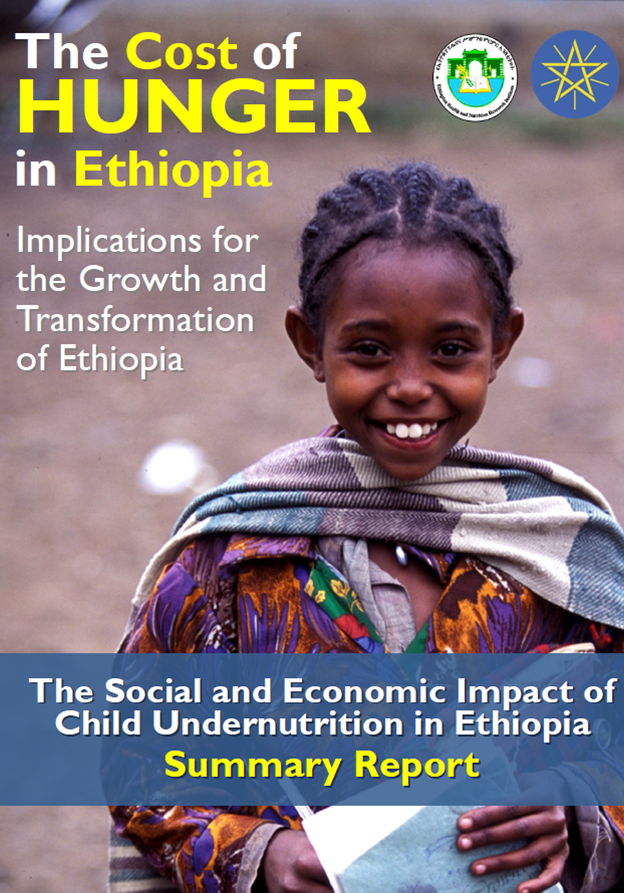 Cost of Hunger in Ethiopia Summary Report (25 pages, 1.2MG)