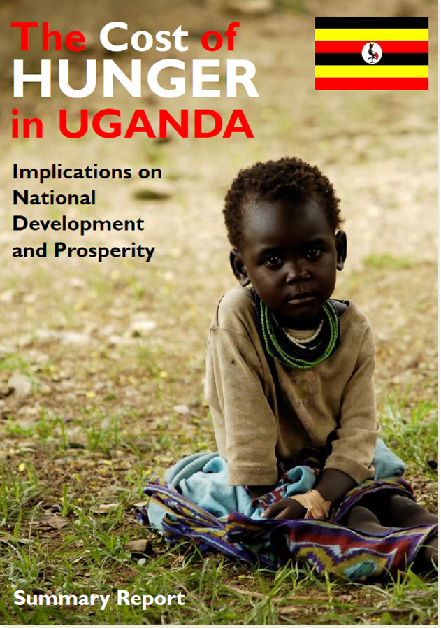 Cost of Hunger in Uganda Summary Report  (25 pages, 1.2MG)
