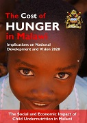 Cost of hunger in Malawi report
