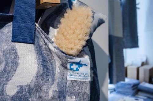 Tuotteet tunnistaa Clean Baltic Sea - Wowen in Finland merkistä.