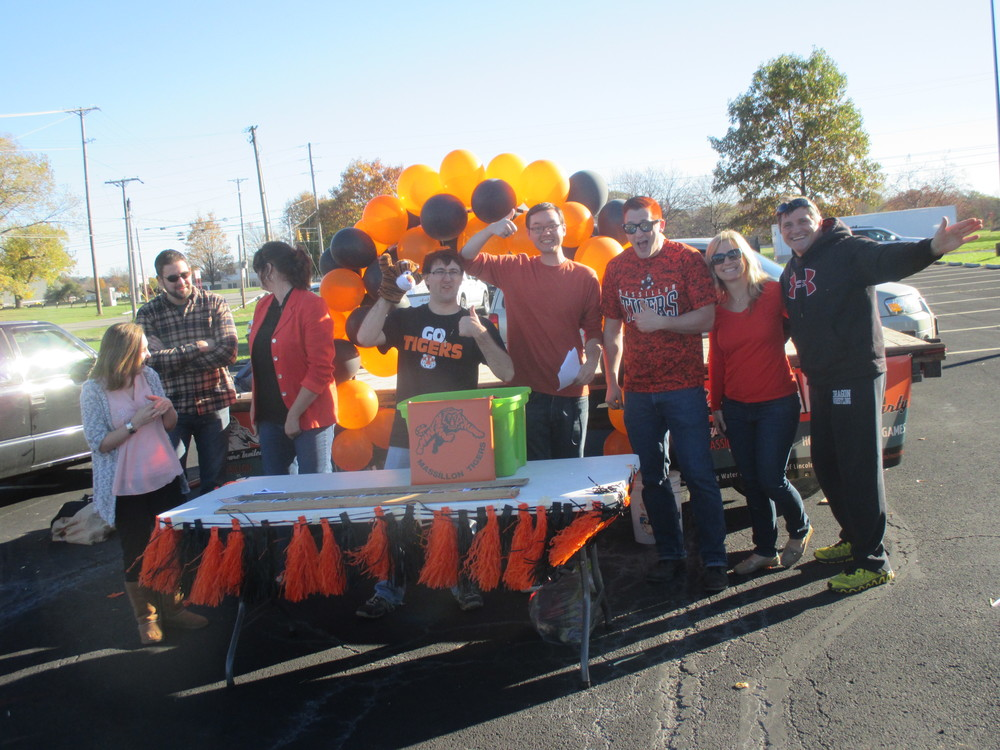 LW Massillon group at Trunk or Treat on Sunday, October 26.