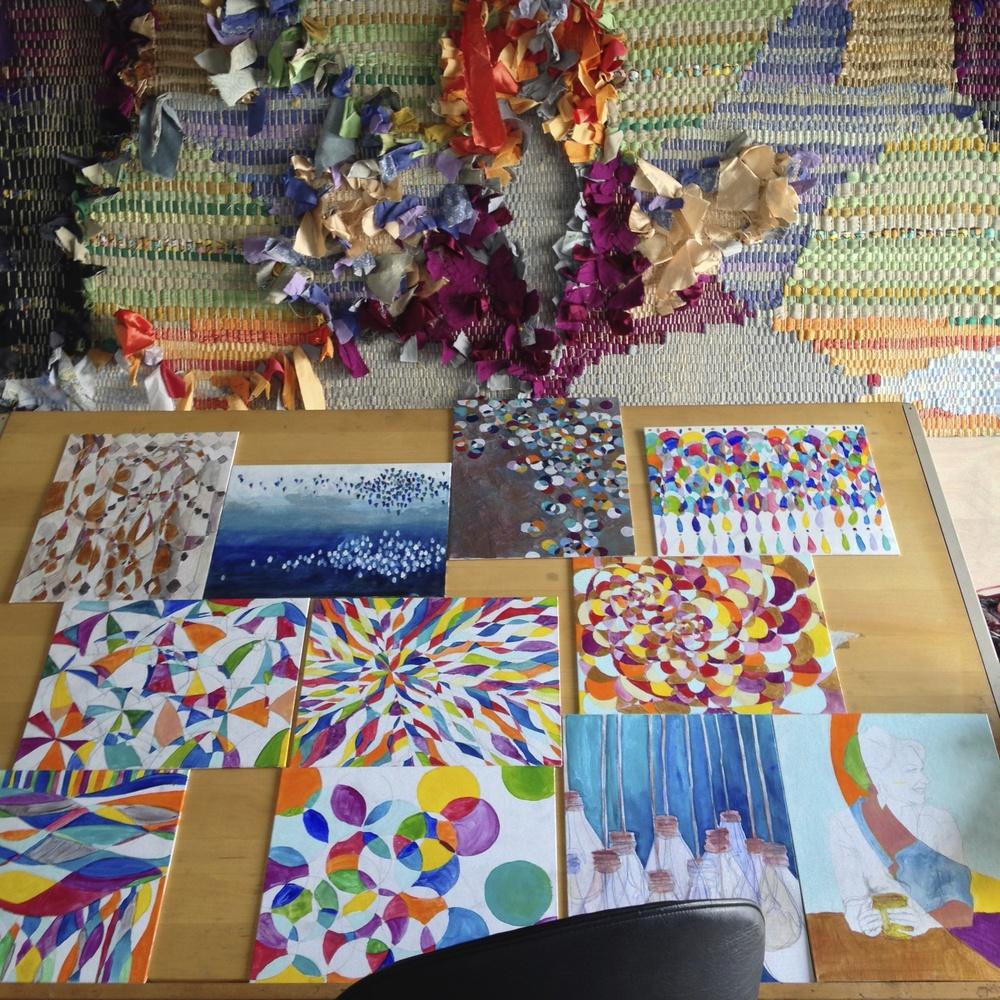 mural studies