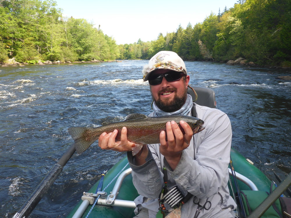Blog Guided Fly Fishing Trips New Hampshire White